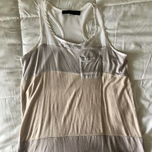 COPY - Neutral Color Block Tank Top | The Limited